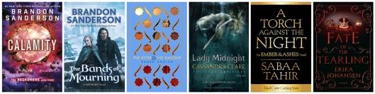 Most Anticipated Books 2016